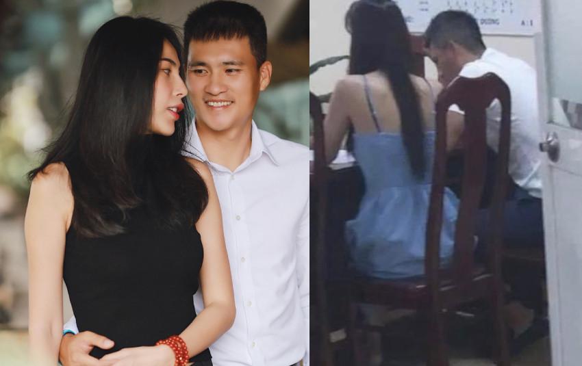 Thực hư hình ảnh nghi vấn vợ chồng Công Vinh - Thủy Tiên đến làm việc với công an sau drama antifan