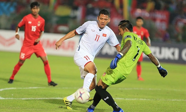 CHẤM ĐIỂM ĐT Việt Nam 0-0 ĐT Myanmar: Nhạt nhoà Văn Quyết, Đức - Phượng hết duyên