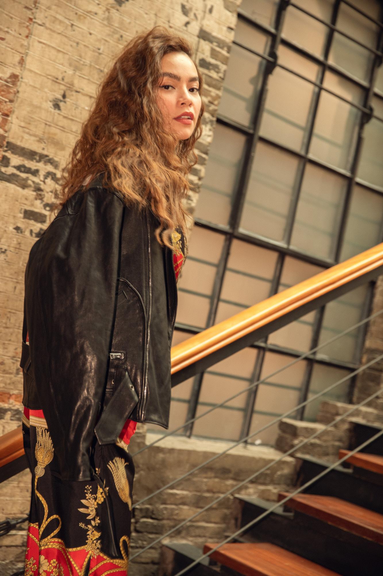 Hồ Ngọc Hà là đại diện duy nhất của Việt Nam xuất hiện ấn tượng tại sự kiện Gucci ở Thượng Hải