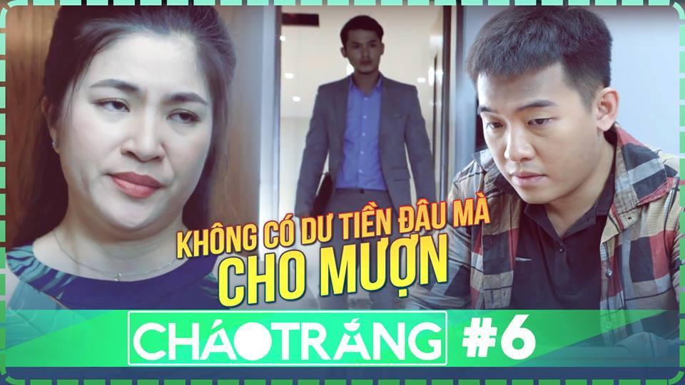 """Cô vợ """"khinh người"""" và cái kết đầy bất ngờ trong """"ChaoTrang"""" tập 6 khiến người xem phải ngẫm nghĩ về cách đối nhân xử thế"""