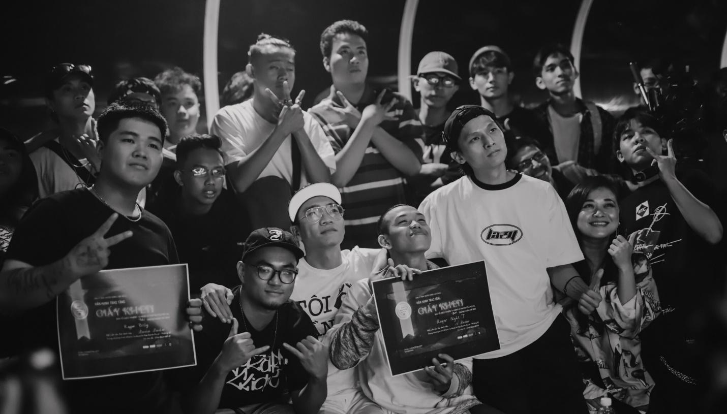 Where Ya Hood At chung kết giải đấu Hip Hop, nơi hội tụ hàng loạt Rapper nổi tiếng trong giới underground