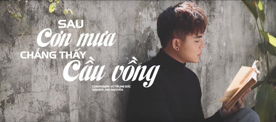 Valentine là ngày hạnh phúc nhưng Jak Nguyễn lại kể chuyện tình buồn 'lụi tim' fan