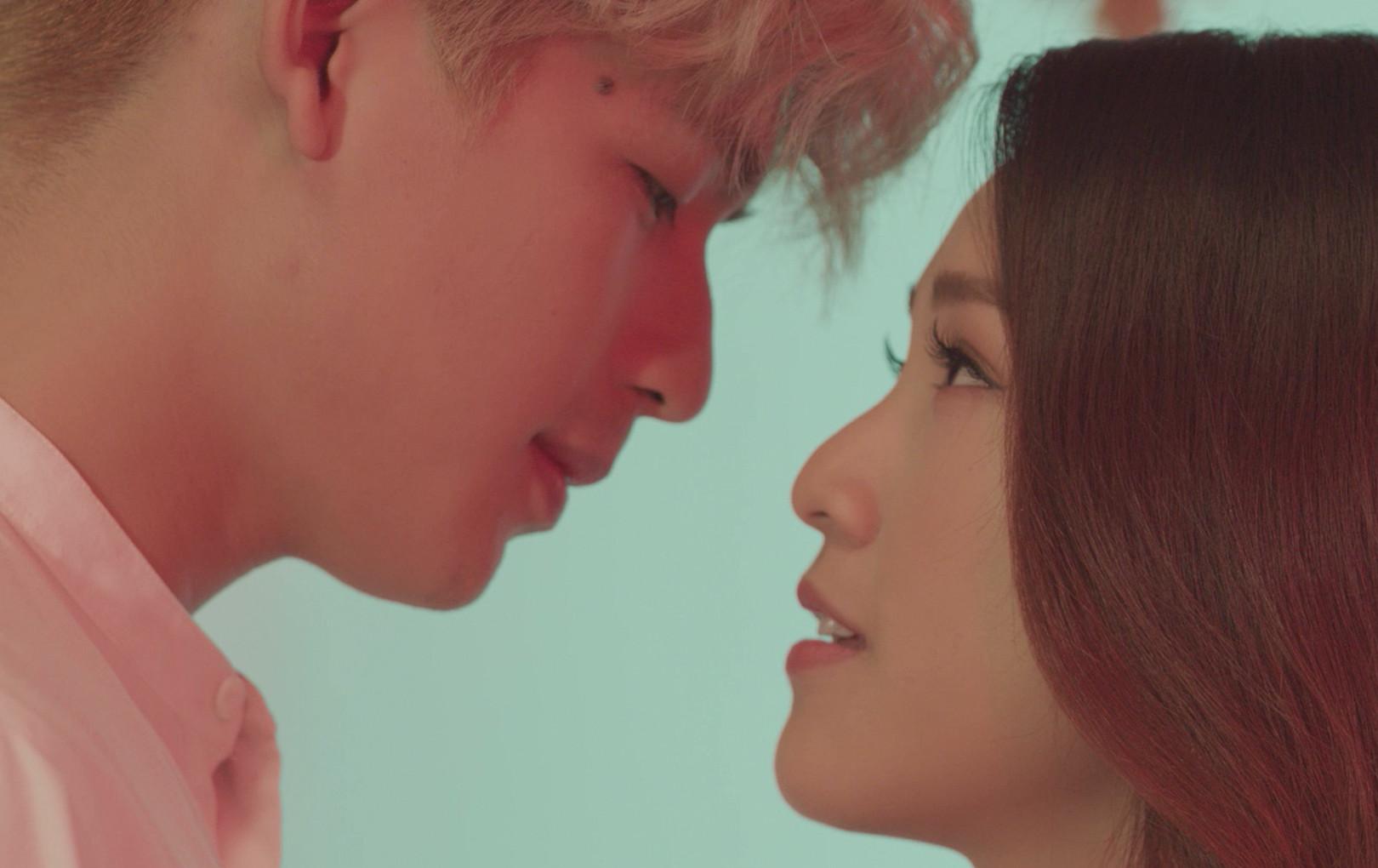 """Fan cặp đôi Lê Duy - Pha Lê rưng rưng với MV OST """"Ước mơ mùa thu"""" cùng giọng hát da diết của Tóc Tiên"""