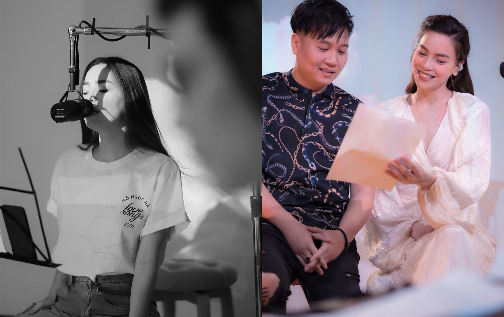Cự Tuyệt – từ khóa đầy thổn thức, là ca khúc đầu tiên trong Love songs  Hồ Ngọc Hà chính thức ra mắt đến khán giả