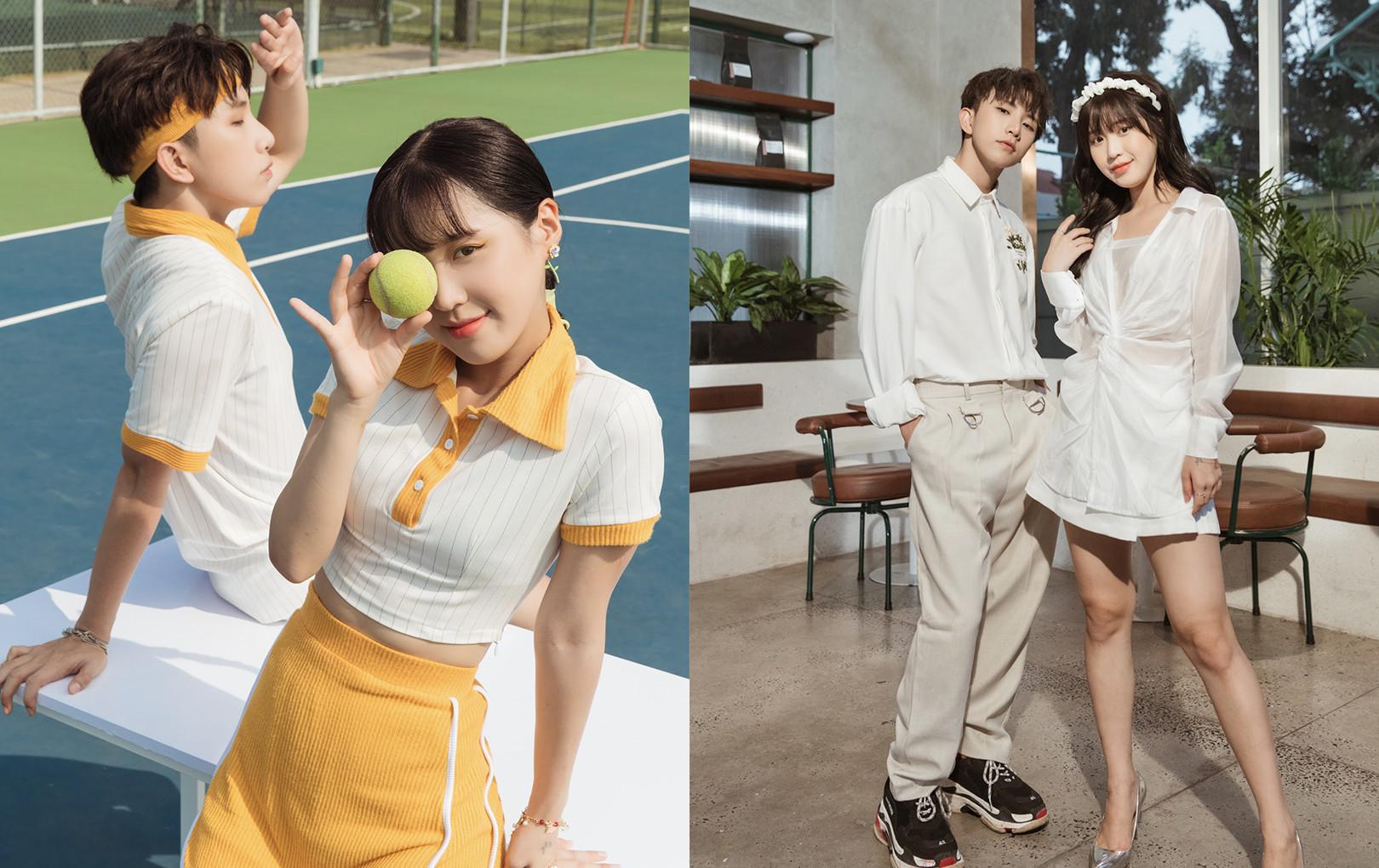 """Han Sara và Tùng Maru khiến fan hoang mang vì tên MV """"Thế Là Không Xanh Chín Rồi"""""""