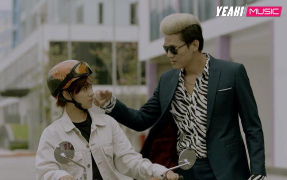 """Những hình ảnh nhẹ nhàng tình cảm của cặp đôi Quách Ngọc Tuyên - Hoàng Yến Chibi được hé lộ trong teaser mới nhất của """"Cuốc xe nửa đêm"""""""