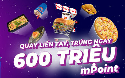 Lọt top 3 bảng xếp hạng ứng dụng phổ biến nhất tại thị trường Việt Nam, Mega1 tung ra tính năng mới Loyalty nhằm tri ân người dùng