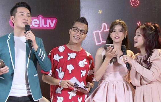 """Nguyễn Phi Hùng, Vy Oanh, Trương Quỳnh Anh hội ngộ, """"đại náo"""" trên sóng Livestream"""
