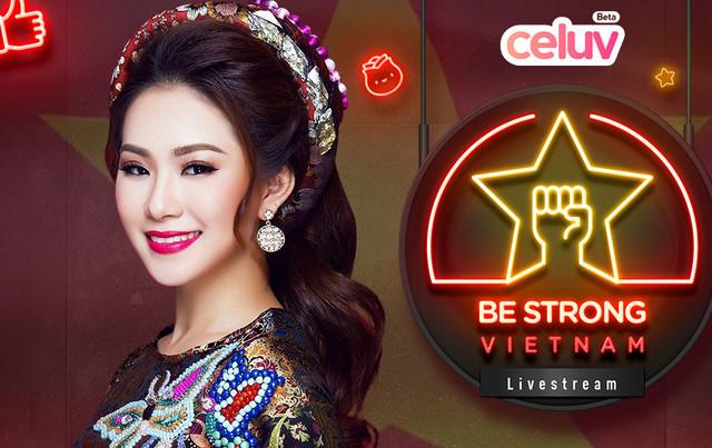 """""""Cô Gái Trung Hoa"""" Lương Bích Hữu tái xuất streaming tại Celuv"""