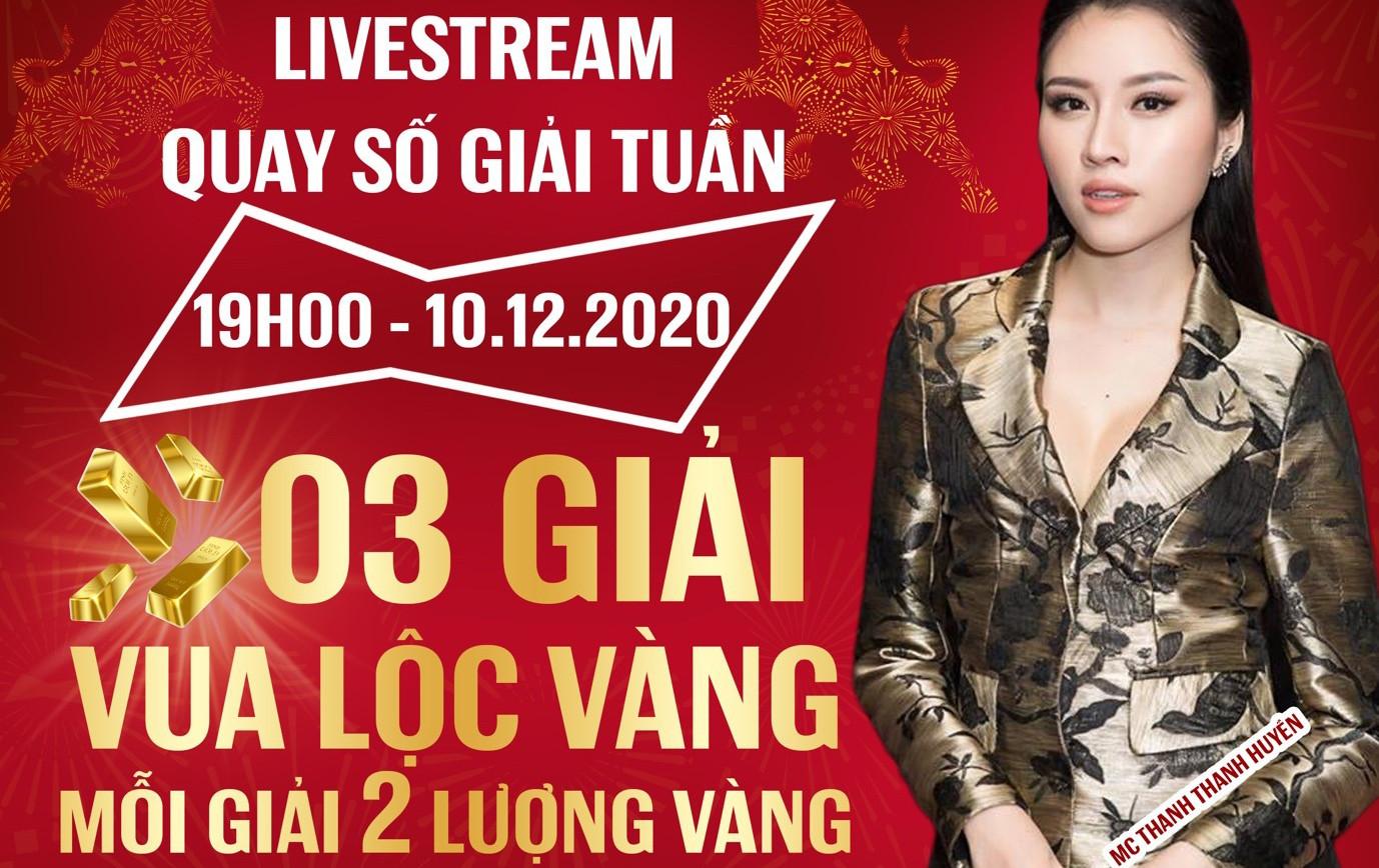"""MC Thanh Thanh Huyền đồng hành cùng Budweiser và Mega1, truy tìm """"vua lộc vàng"""" đầu tiên"""