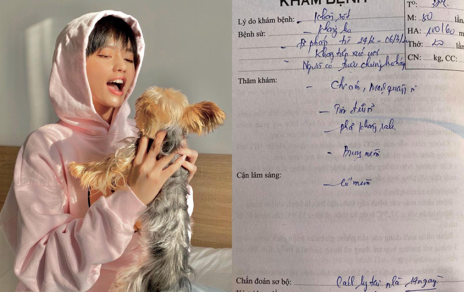 Khánh Linh kết thúc 14 ngày tự cách ly: Tôi tiêu cực ít tiền khi ở nhà, không ngờ mình có thể làm được như thế!