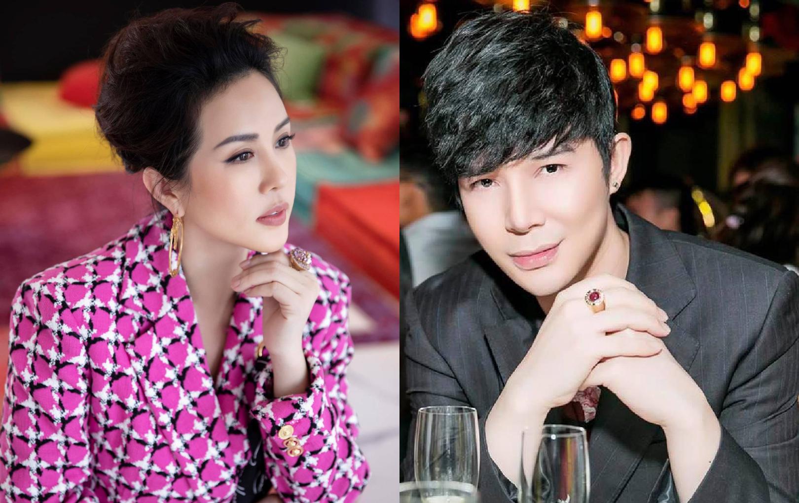 Hoa hậu Thu Hoài đáp trả Nathan Lee: 'Chắc gì nhân phẩm của bạn cao hơn người giúp việc?'
