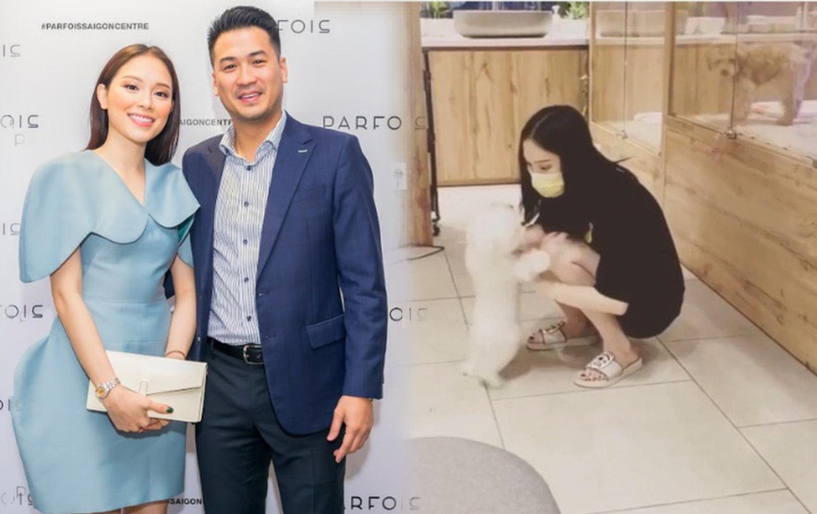 Linh Rin và Phillip Nguyễn cuối cùng đã quay về bên nhau sau khoảng thời gian tình cảm bị 'rạn nứt'
