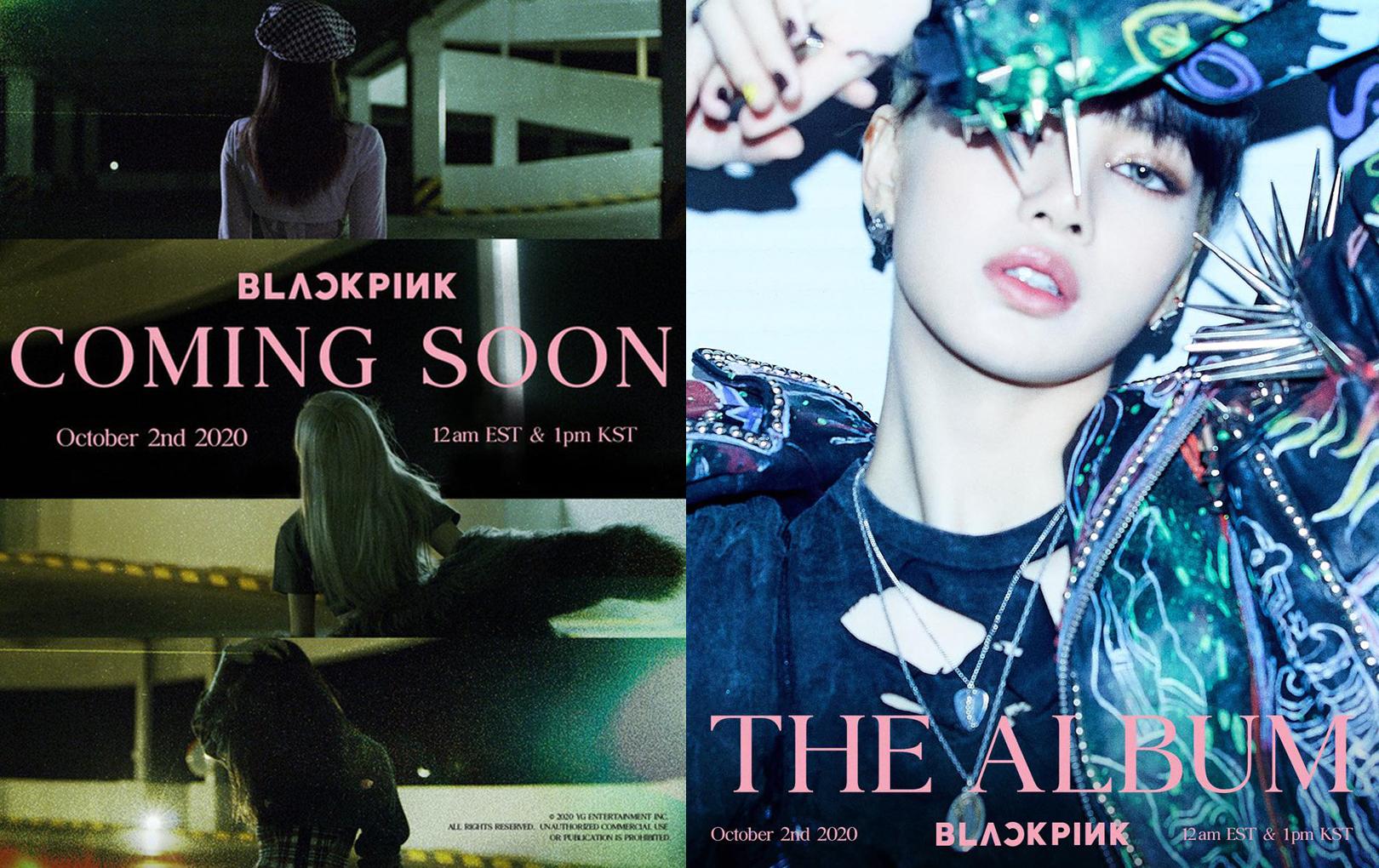 """Lisa thần thái trong teaser album mới, netizen bất ngờ vì phong cách """"không ăn nhập gì"""" với Jisoo và Jennie"""