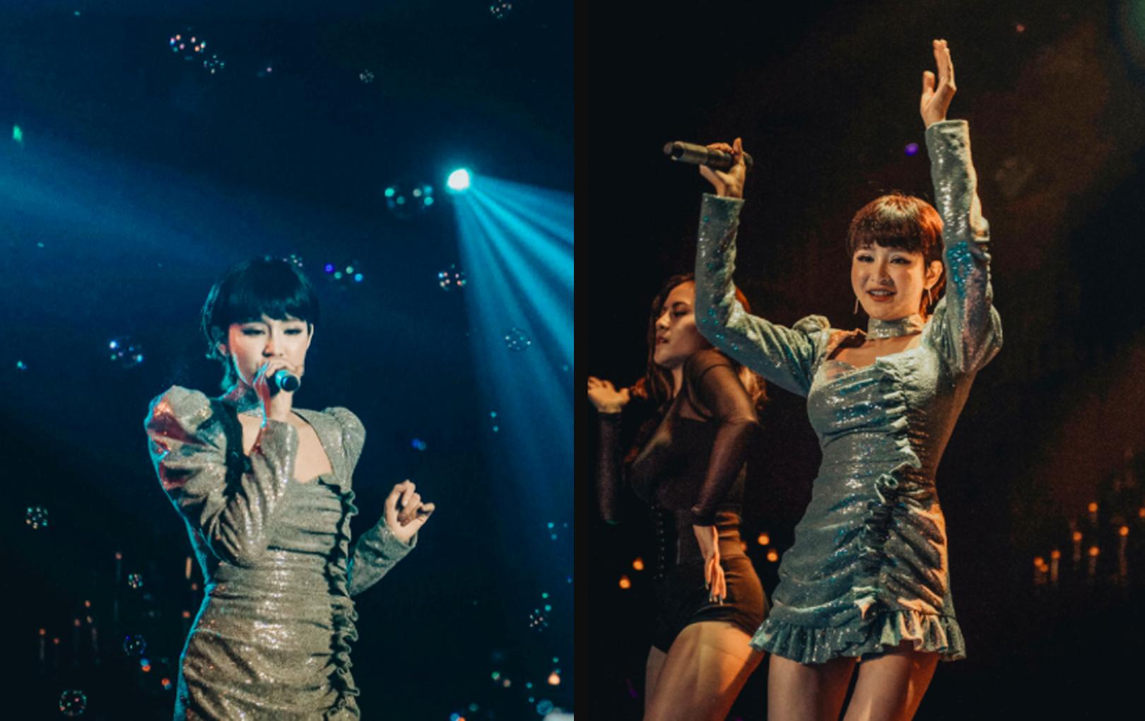 """Đã lâu rồi Hiền Hồ mới hát live, nhiều khán giả thất vọng vì nghe """"khá fail"""""""