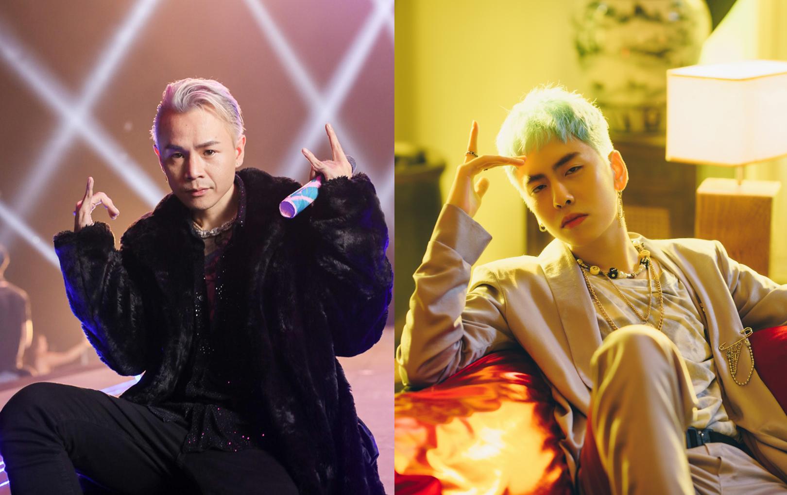 Osad hé lộ tin nhắn của Binz hậu mâu thuẫn, netizen ấm lòng trước cách hành xử nghĩa hiệp của hai rapper
