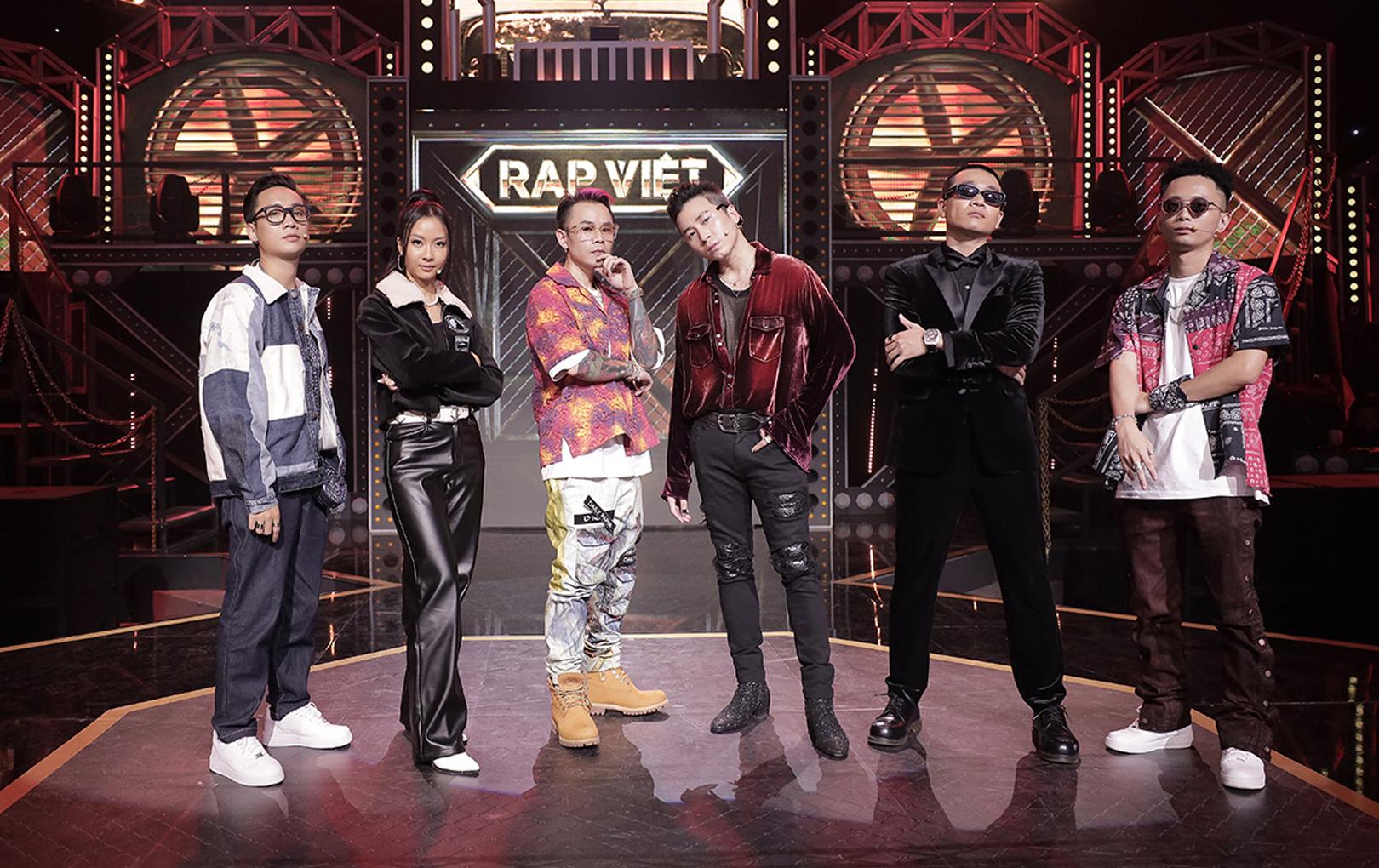 """Râm ran tin đồn kết quả Rap Việt: GDucky - Tez không cùng bảng, Tlinh """"rớt"""" vòng chung kết, R.Tee bị loại?"""