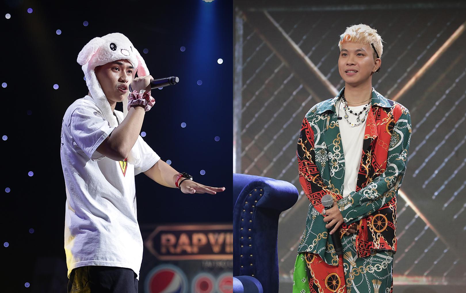 Tranh tài phá kỷ lục trending, G.Ducky, Duy Andy, Tony D., Lor, RTee, Tez cùng lên sóng tập 12 Rap Việt