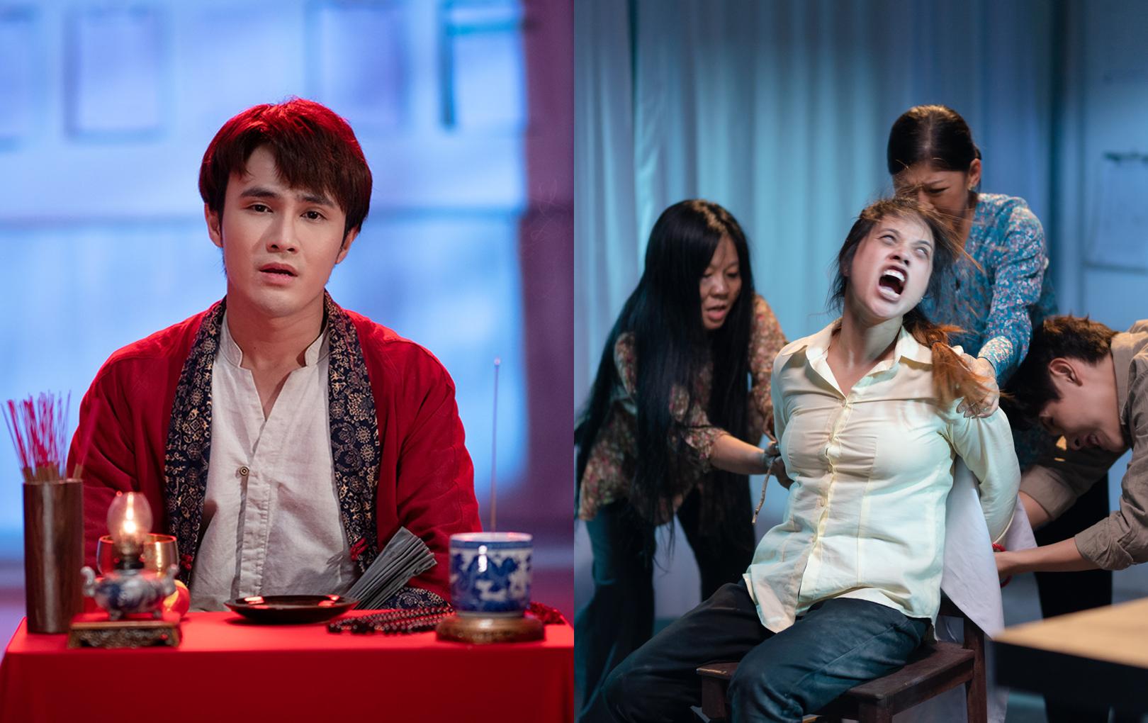 Huỳnh Lập khiến khán giả nổi da gà với câu chuyện độc đáo về Ma trạm xá trong tập 4 – Một nén nhang