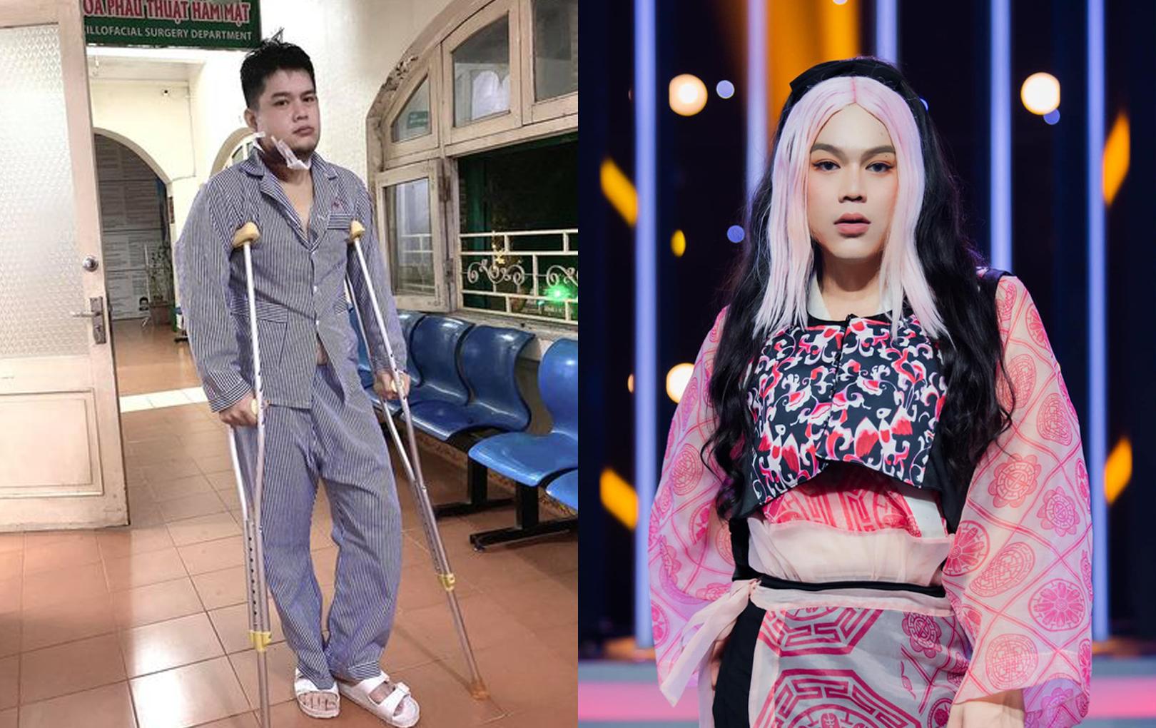 Hot TikToker Long Chun bất ngờ phát hiện khối u nguy hiểm, xin phép rút khỏi Gương Mặt Thân Quen để tập trung chữa trị