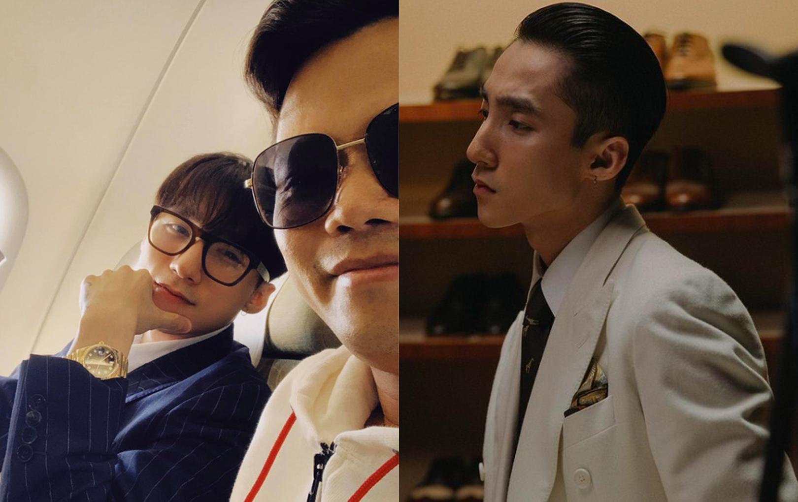 CEO M-TP Entertainment ngẫu hứng làm thơ, ai ngờ vô tình làm lộ kế hoạch 2021 của Sơn Tùng M-TP và Kay Trần?