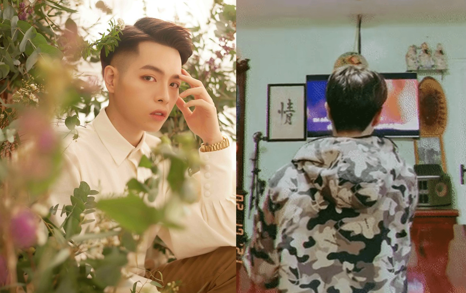 Đức Phúc trổ tài cover hit của Quân A.P song phản ứng của netizen mới gây bất ngờ