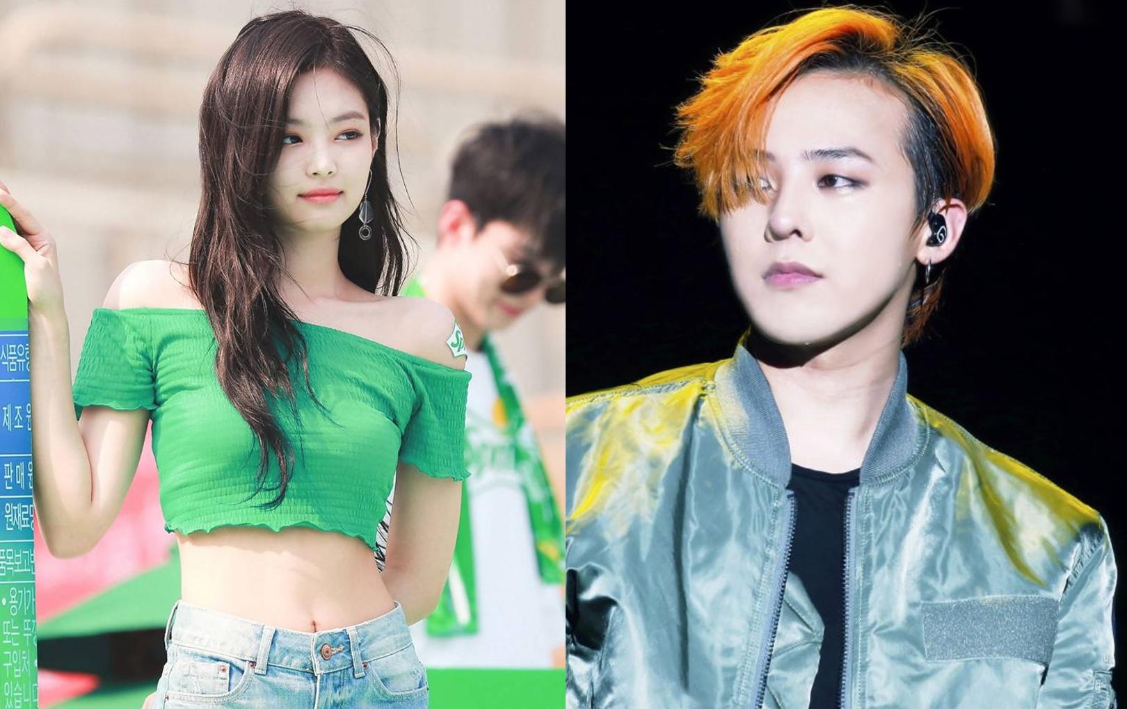 """Soi tương tác của G-Dragon - Jennie giữa nghi vấn hẹn hò: Nửa đêm vẫn xuất hiện bên nhau, chủ động """"thả thính"""" nhân ngày Valentine"""