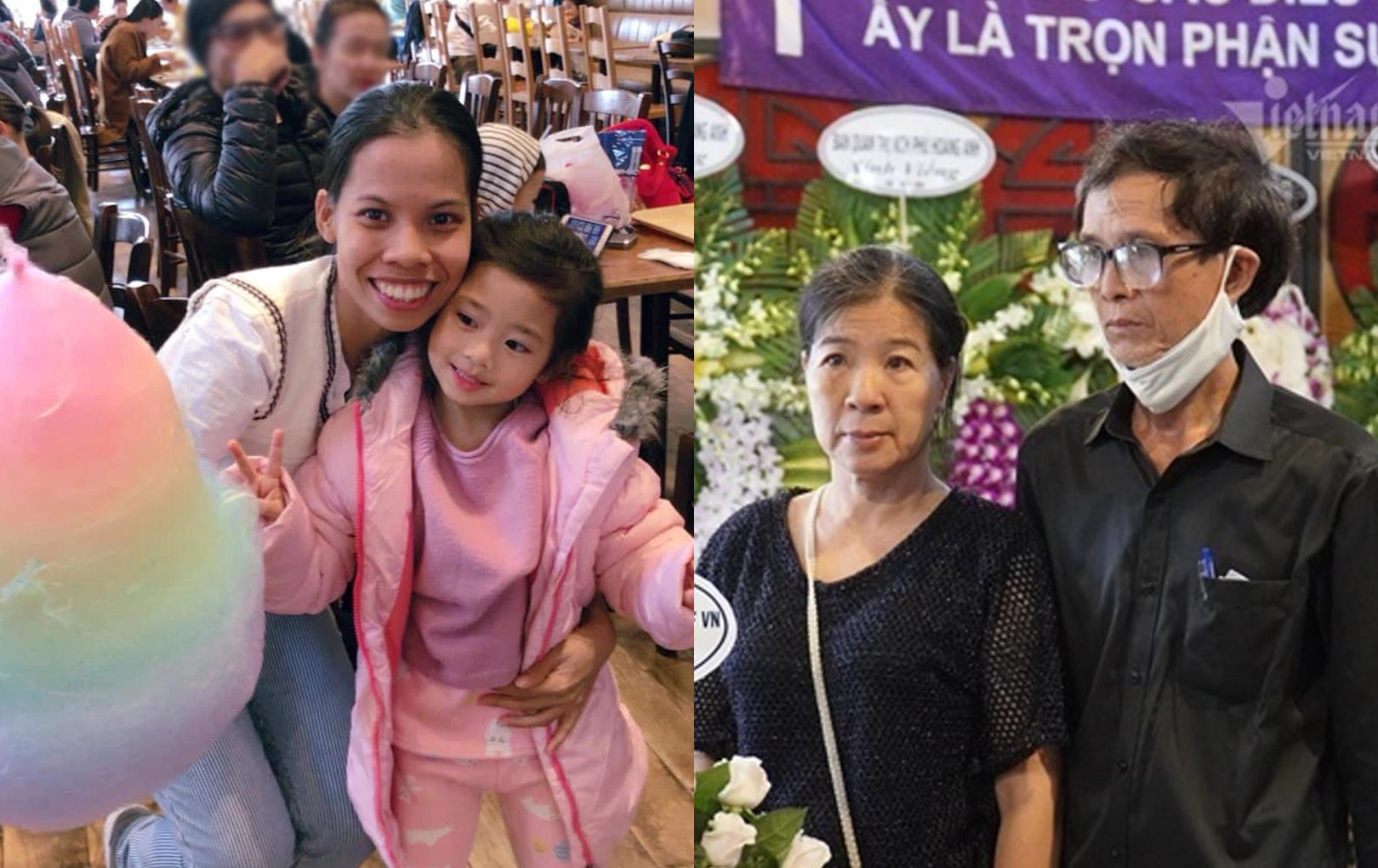 """Bố mẹ cố diễn viên Mai Phương than thở không được cho gặp cháu, vú nuôi bé Lavie phản pháo: """"Nghiệp đến"""""""