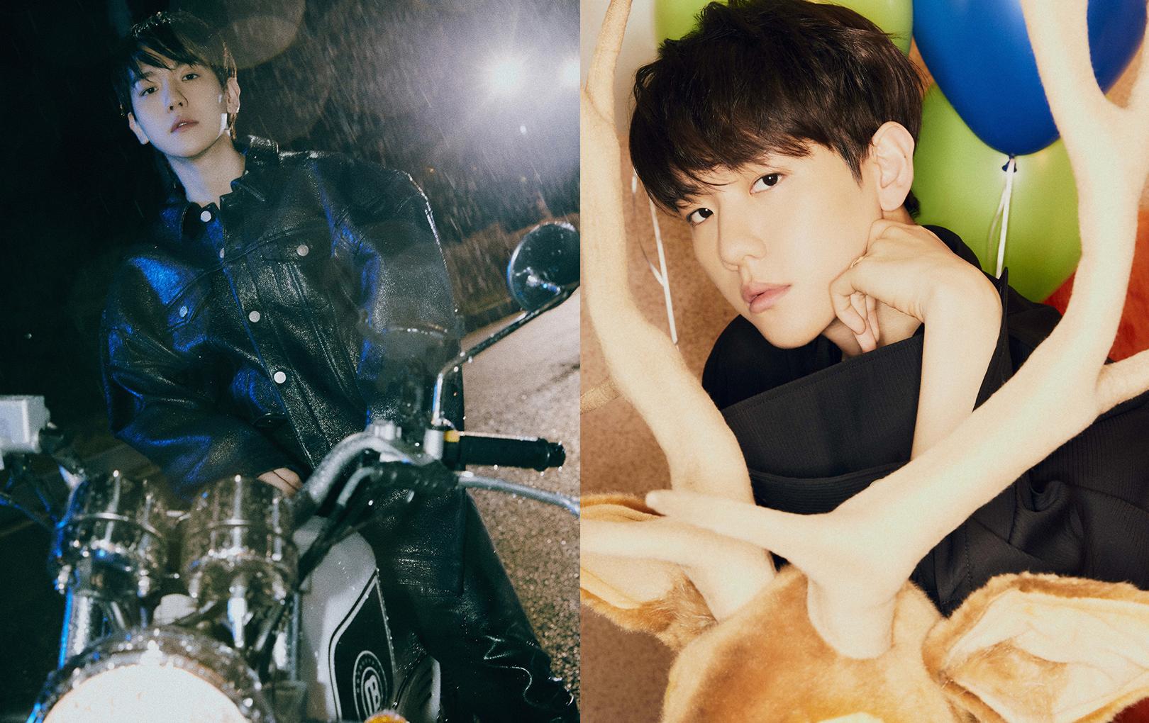 Baekhyun bùng nổ với gần 1 triệu bản đặt trước cho mini album solo thứ 3 'Bambi'
