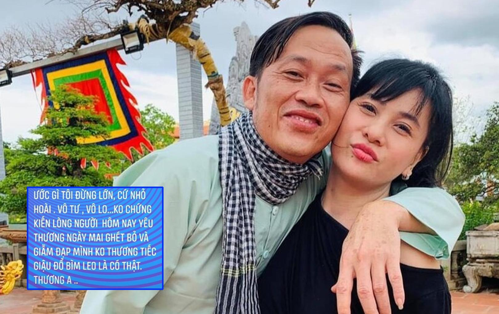 """Sau Nam Thư, Cát Phượng là người tiếp theo cho """"bay màu"""" bài viết bảo vệ NS Hoài Linh giữa lùm xùm tiền từ thiện"""