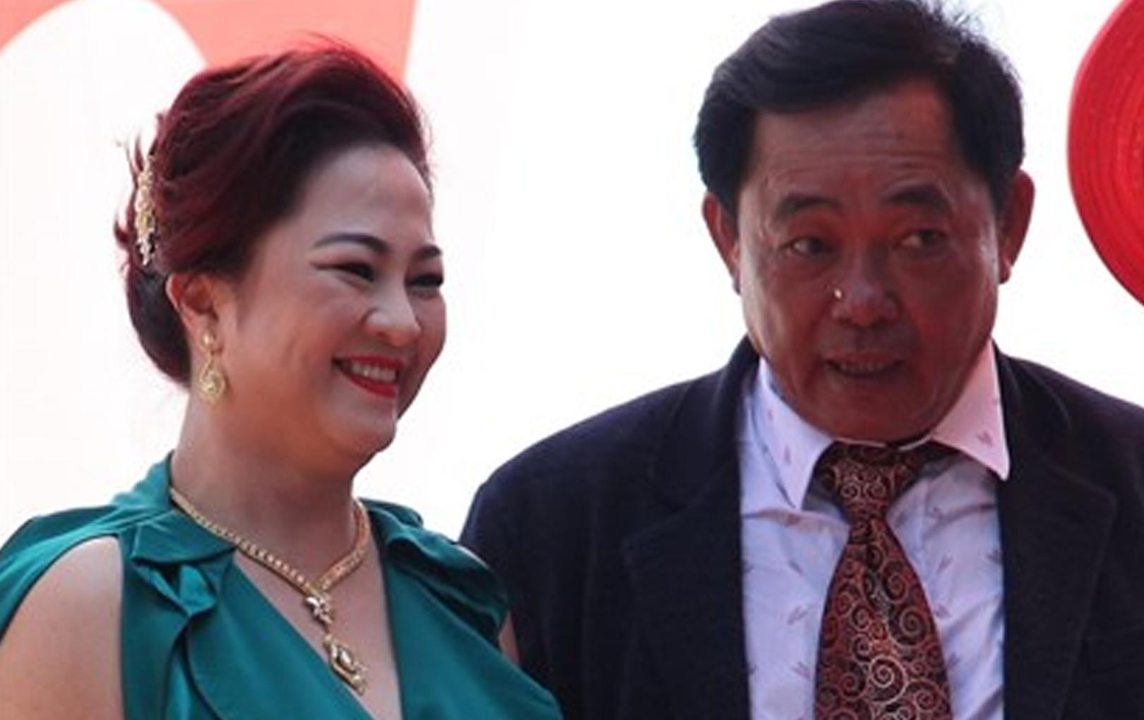 Đại gia Huỳnh Uy Dũng lần đầu nói về tin đồn rao bán Đại Nam - 'sang tên đổi chủ', bà Phương Hằng có hành động đầy ẩn ý