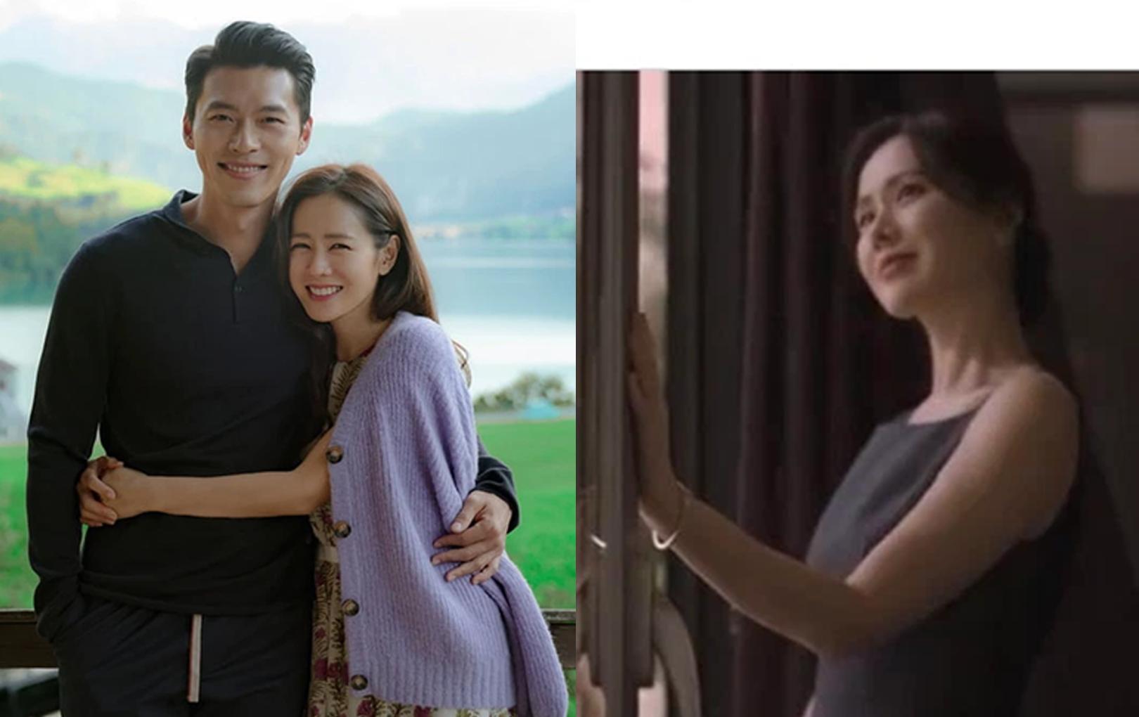 Son Ye Jin gây xôn xao khi bị soi đeo chiếc nhẫn ở ngón áp út bên tay trái hậu tin đồn kết hôn cùng Hyun Bin vào năm tới
