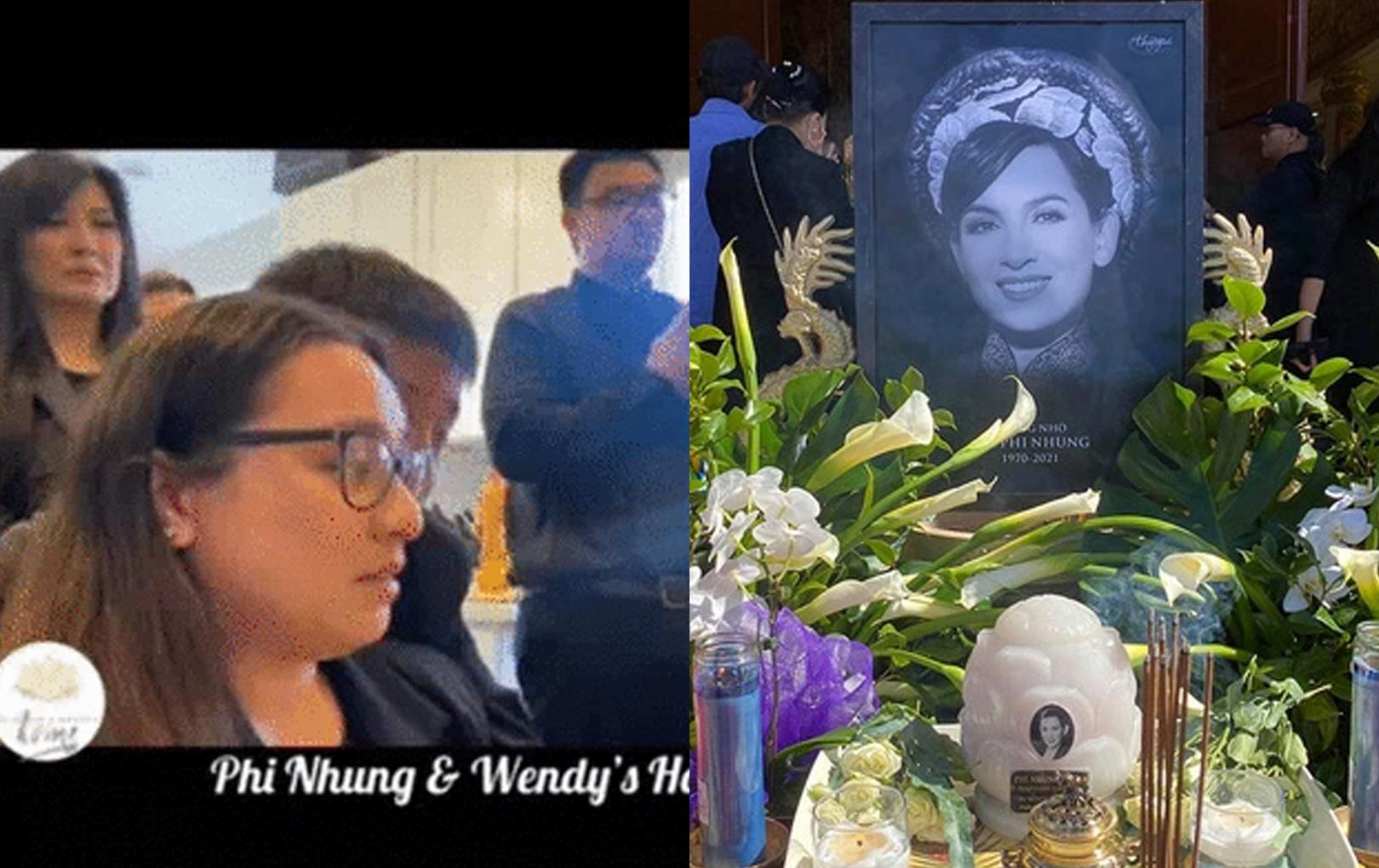 """Trizzie Phương Trinh nghẹn ngào trong ngày đưa Phi Nhung về nhà: """"Em ra đi thanh thản, chị và Wendy sẽ giải oan cho em"""""""