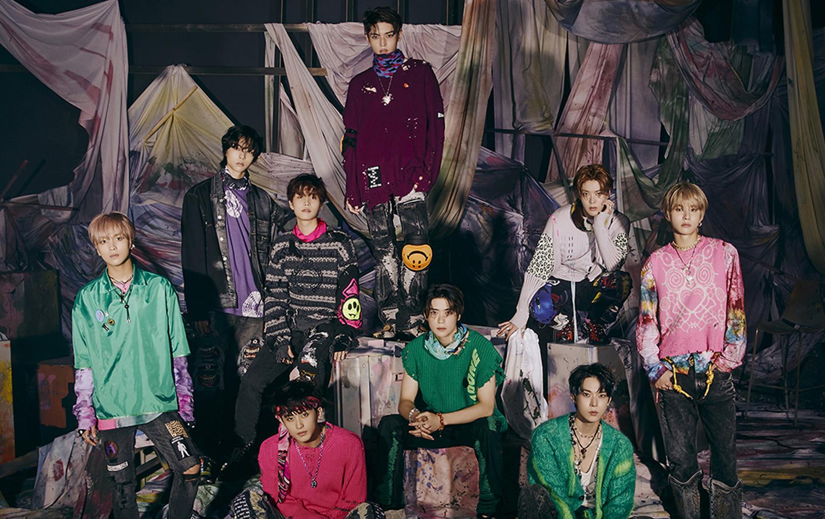 Hơn 1 triệu bản đặt trước,  NCT 127 sẵn sàng trở lại với Repackage Album thứ 3 'Favorite' đầy ma mị