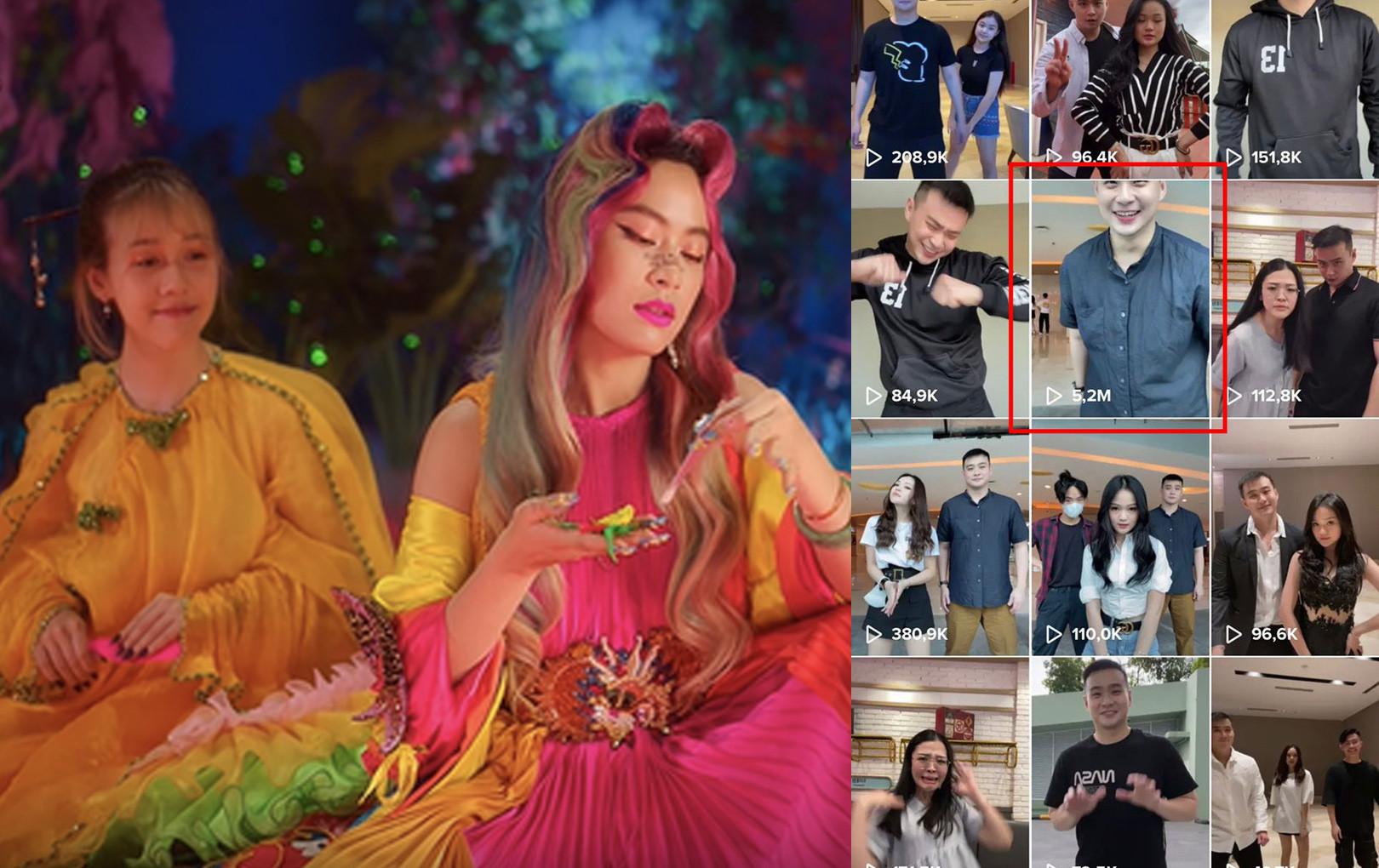 Hit của Hoàng Thuỳ Linh bỗng gây sốt dân mạng quốc tế, trai đẹp Hàn Quốc ngẫu hứng nhảy thu về tới 5 triệu view