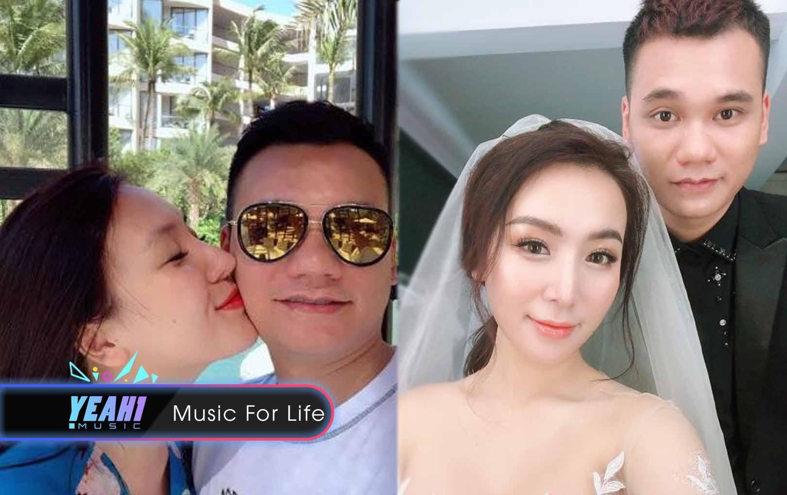 Khắc Việt đưa bà xã xinh đẹp đi hưởng tuần trăng mật muộn sau đám cưới