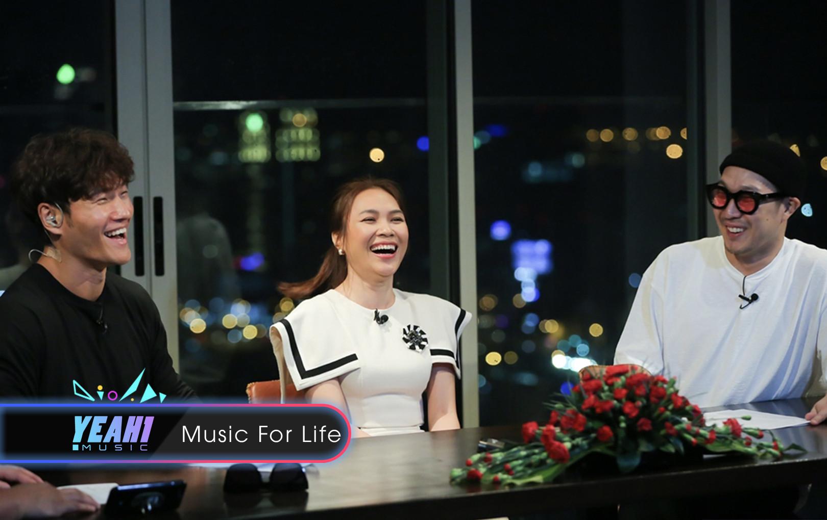 Tp.HCM đẹp lung linh trong teaser show mới của Kim Jong Kook, HaHa