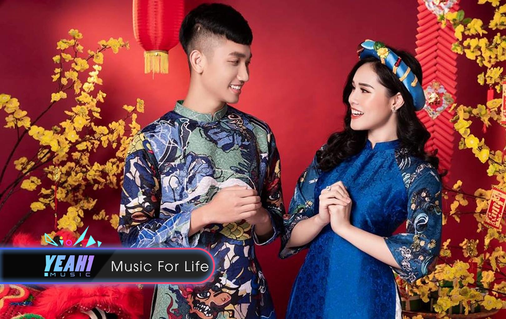 Trọng Đại khoe ảnh năm mới bên bạn gái hoa hậu, đẹp trai ngọt ngào không kém gì hotboy Hàn Quốc