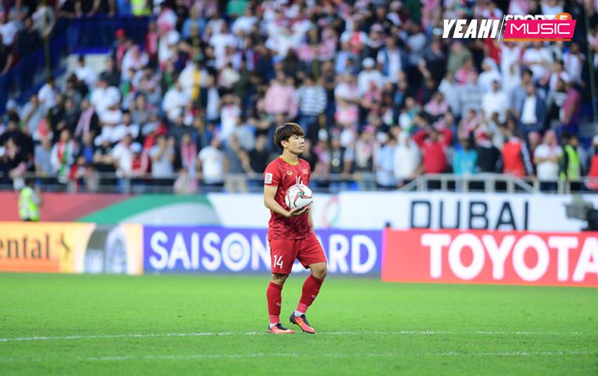 Minh Vương đá hỏng penalty, Quang Hải động viên vô cùng cảm động