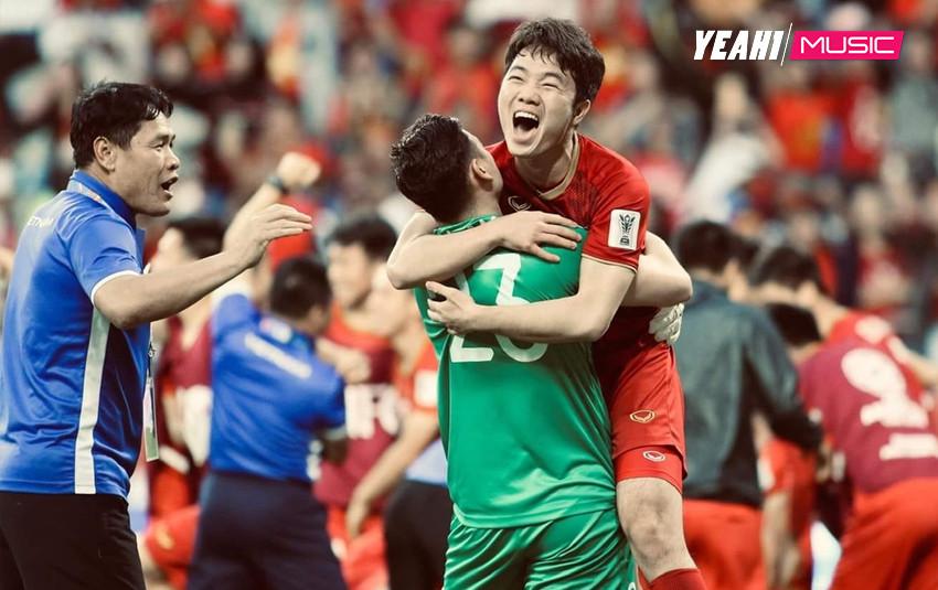 Việt Nam vươn lên hạng 99 các đội tuyển bóng đá thế giới, khởi đầu tốt cho cơ hội với World Cup 2022