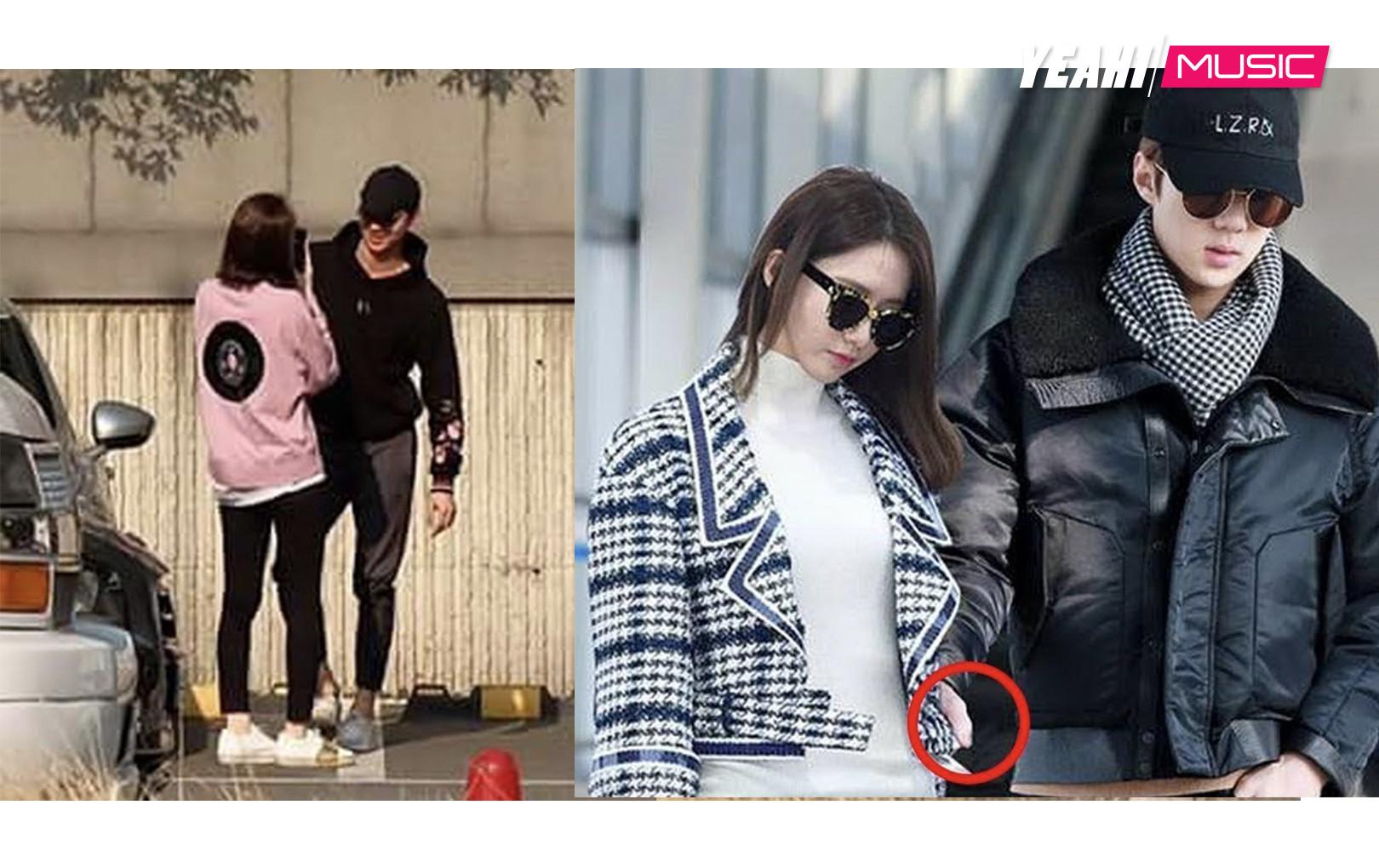 """Cnet tung bằng chứng Sehun - Yoona hẹn hò, thực hư về mối tình """"chị ơi anh yêu em"""" của nhà SM?"""