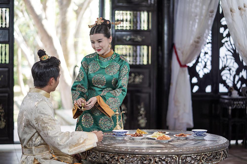 Tập 4 'Bí mật Trường Sanh Cung': Ánh mắt đầy bí ẩn của Lệ Tần sau cái chết của cha