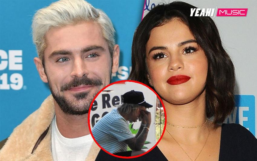 """""""Cặp đôi drama"""" có biến: Selena công khai hẹn  hò, Justin liền có ý định tự tử?"""