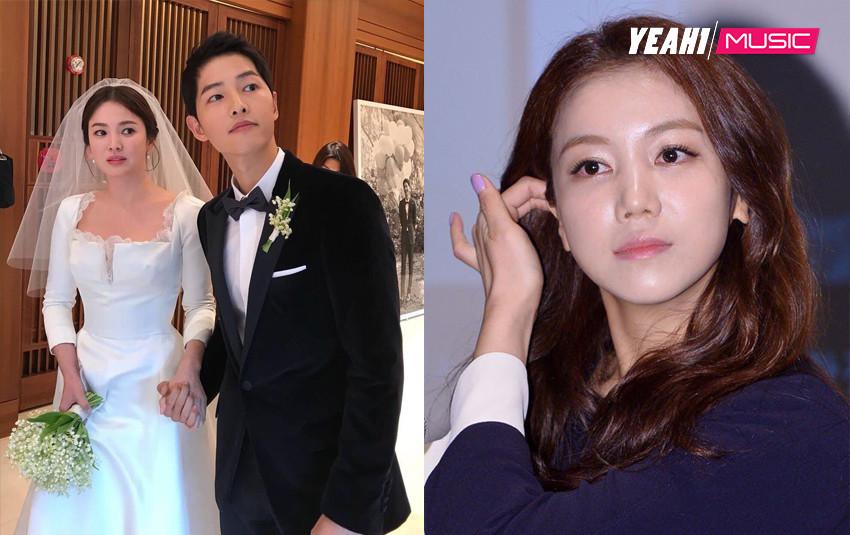 """Ảnh Song Joong Ki đeo nhẫn cưới là ảnh cũ, """"tiểu tam"""" thực sự không phải là bạn Song Hye Kyo mà là nhân vật này?"""