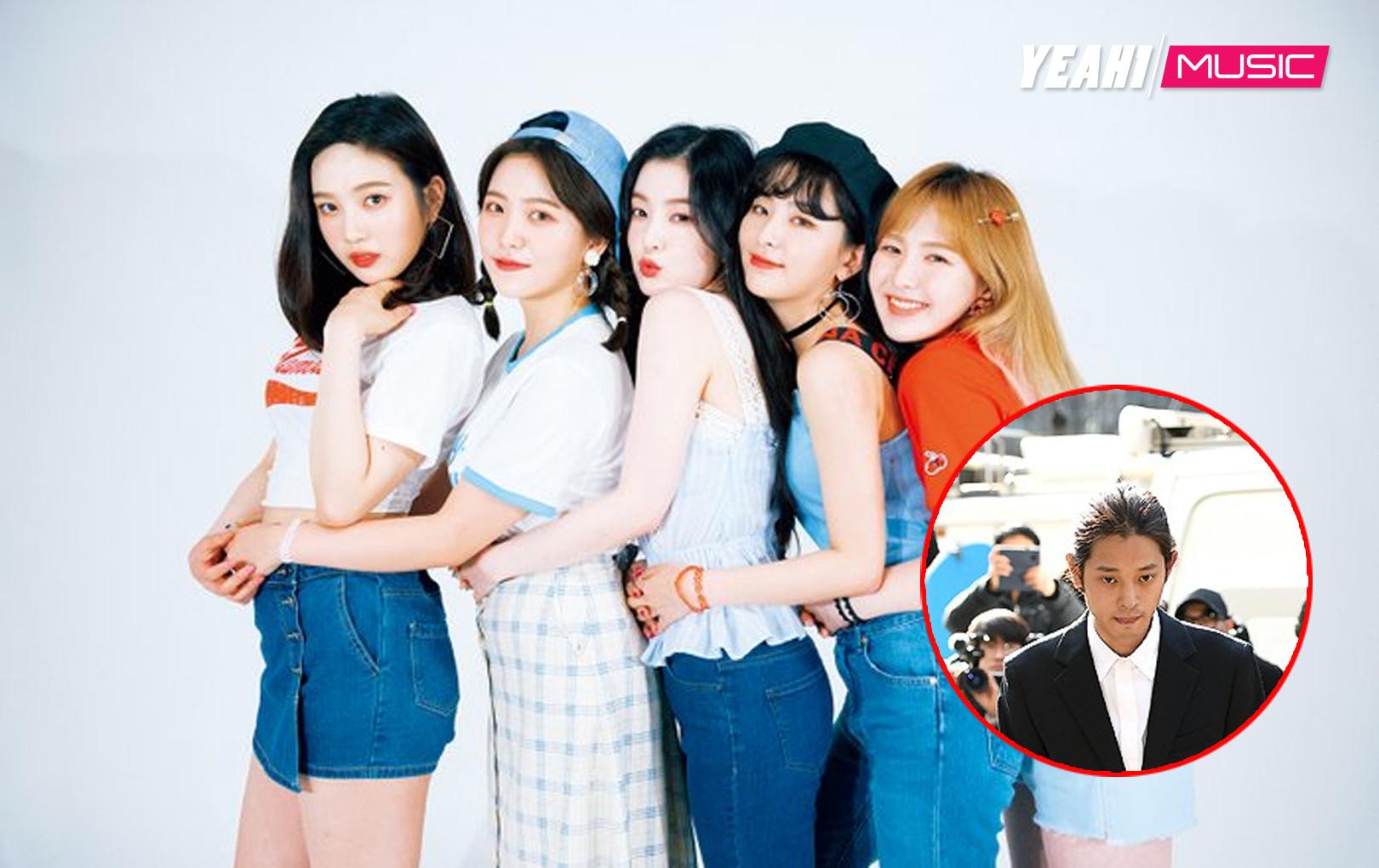 Giữa scandal lớn nhất Kbiz, fan rùng mình nhớ lại chuyện nam tiền bối xin số Red Velvet