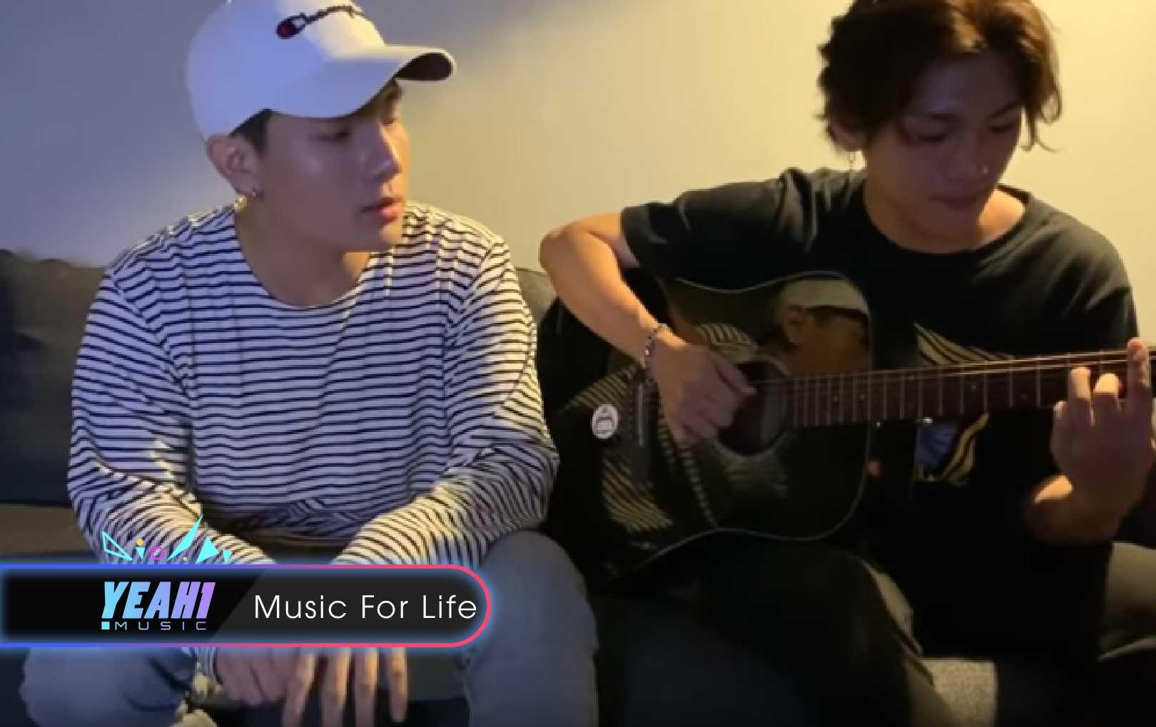 """Grey-D và J (Monstar) cover """"Nghĩ về anh"""" của Văn Mai Hương siêu ngọt ngào, nhạc sĩ Huy Tuấn cũng phải khen ngợi"""