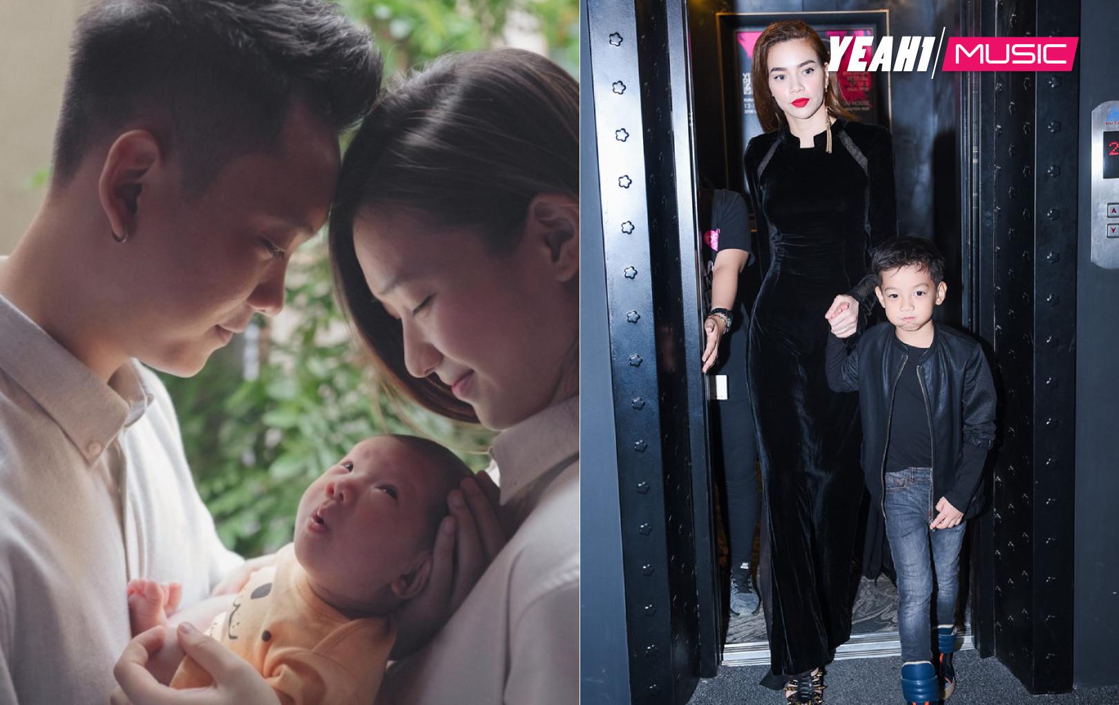 """Những nhóc tì nhà sao Việt chứng minh """"cha nào con nấy"""" là sự thật"""