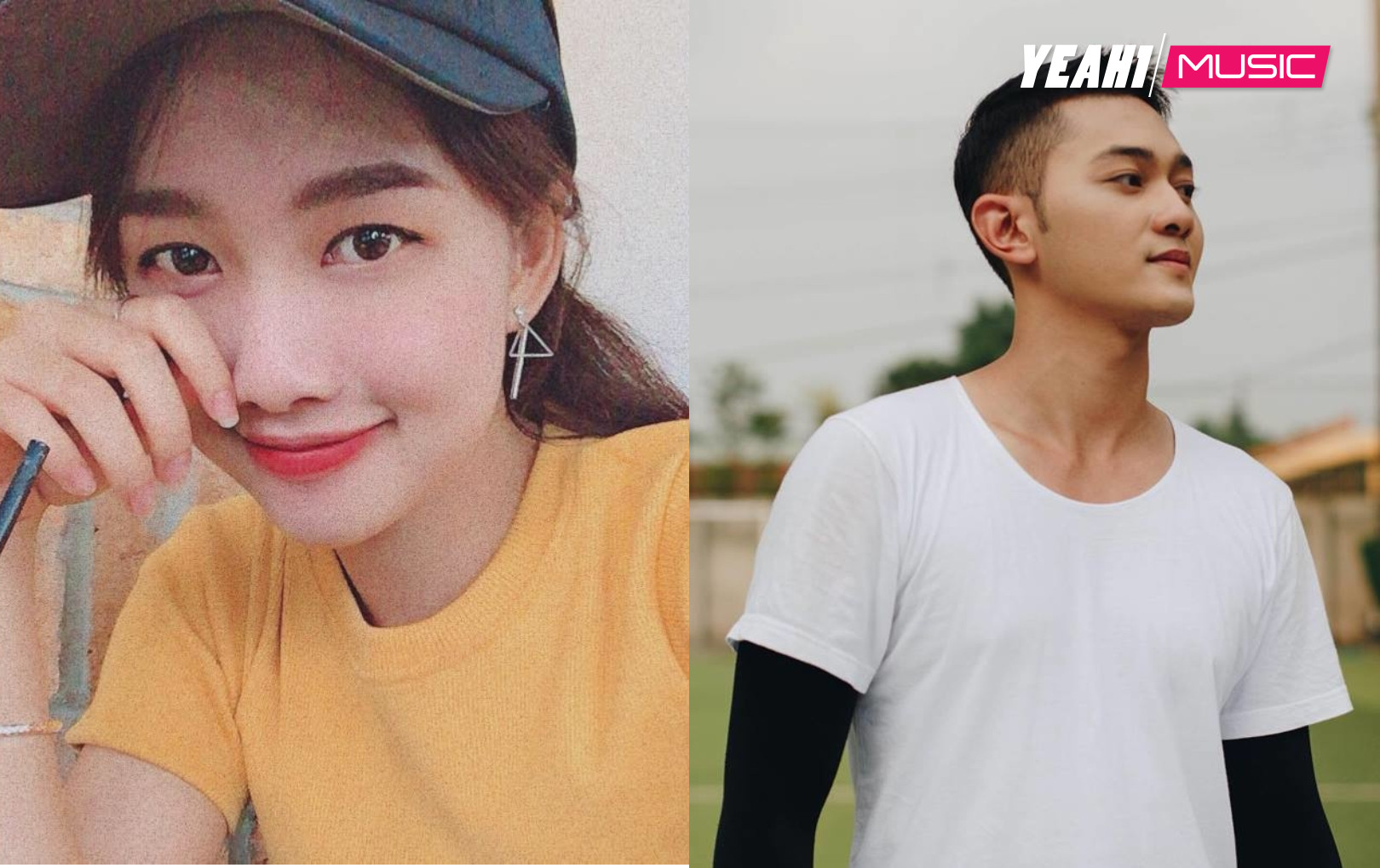 Soi nhan sắc đời thường của hai bạn trẻ Việt đầu tiên trở thành idol Kpop