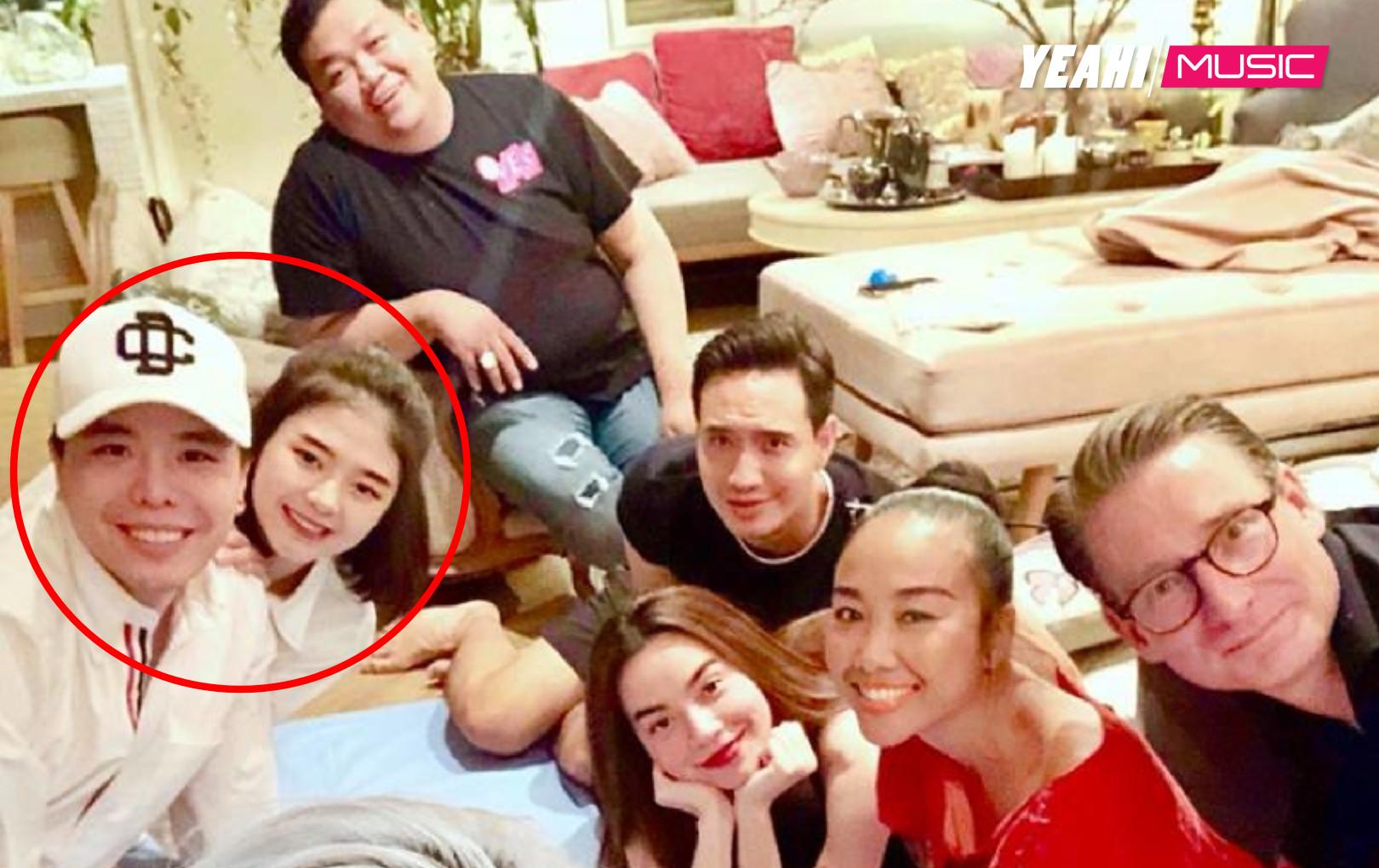 """Trịnh Thăng Bình diện áo đôi, ăn tối cùng """"người yêu tin đồn"""" Liz Kim Cương, ngầm xác nhận mối quan hệ?"""