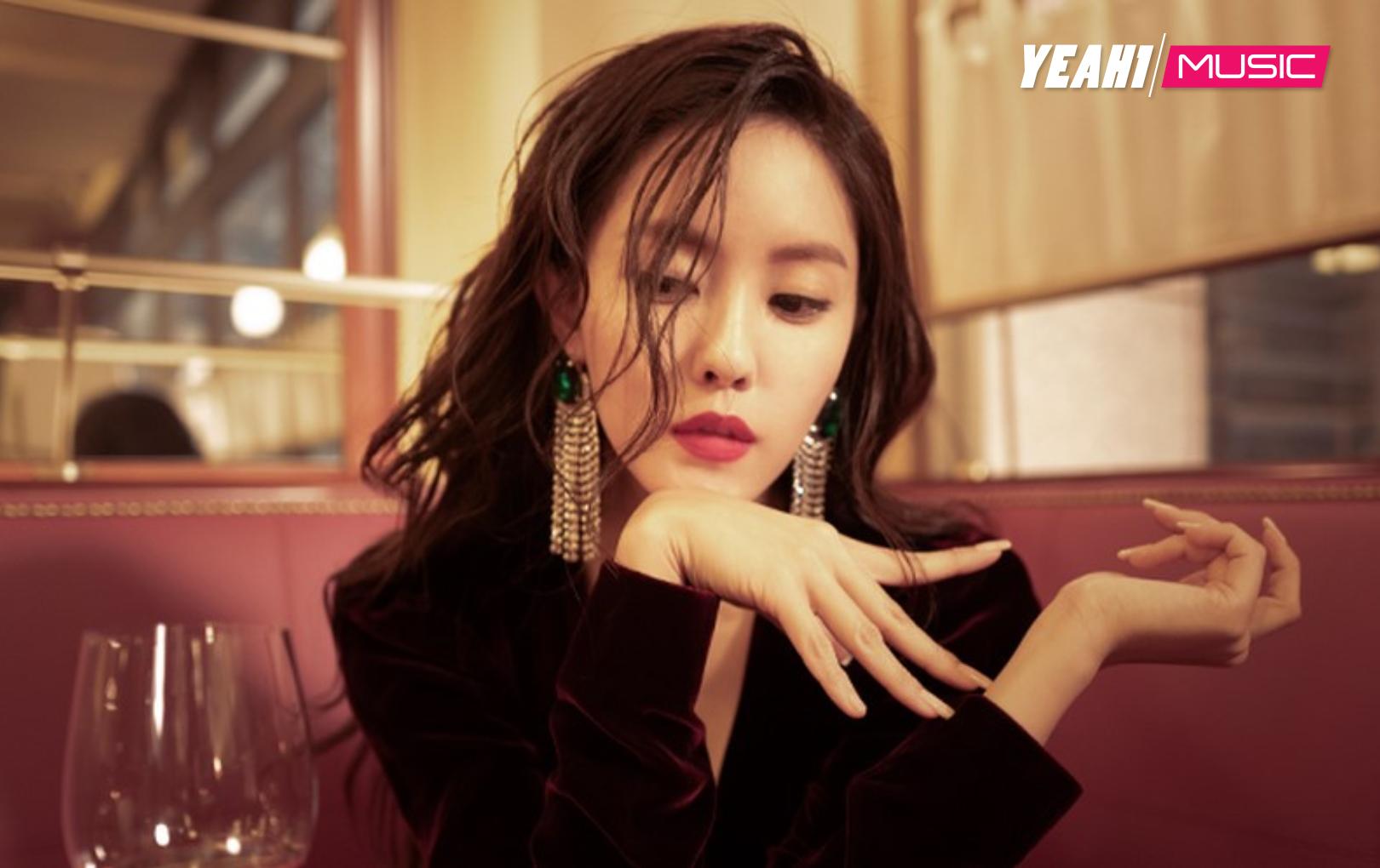"""Album mới xếp hạng lẹt đẹt, Hyomin phải """"năn nỉ"""" fandom của đàn em ủng hộ"""